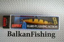 Rapala Flat Rap,FLR-10,/10sm.-12gr./Color:Perch,/Hard Flashing Action/
