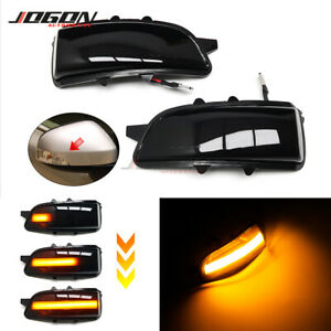 Side Mirror Lamp Dynamic Turn Signal Light For Volvo C30 C70 S40 S60 V40 V50 V70