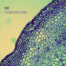LP STAY THE MEAN SOLAR TIMES VINYL PSYCH POP OASIS ANDY BELL OWEN MORRIS