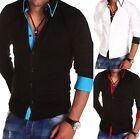 New Stylish Mens Slim Fit Casual Shirt Button Down 100% Cotton M L XL XXL PS10