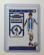 2019-20 Panini Chronicles Soccer - Mikel Oyarzabal - Contenders Soccer
