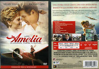 AMELIA - DVD (USATO EX RENTAL) - HILARY SWANK, RICHARD GERE