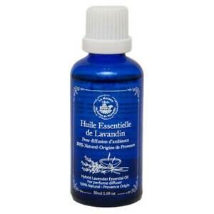 Maison du Savon, Organic Lavender Oil, 100% Natural Origin, 50ml Bottle