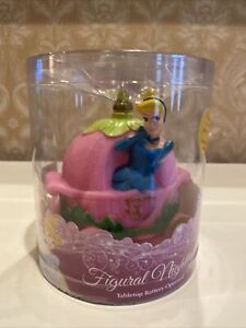 Disney Princess CINDERELLA Pink 3D Figural Nightlight Tabletop Battery Oper. c