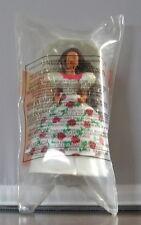 Mexican Barbie Figurine New in Bag 1996 McDonalds Happy Meal Premium