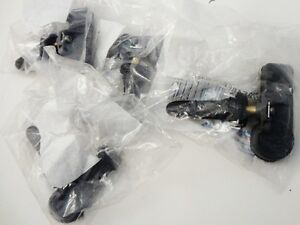 4 - BRAND NEW! Cadillac CTS TPMS SENSORS! GM AC/DELCO!