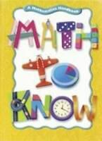 Math to Know: A Mathematics Handbook - Paperback By Mary Cavanagh - GOOD