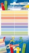 Herma Stifte-Etiketten 60 Stück selbstklebend 10 x 46 mm