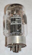 1 Genalex Mullard KT88  AUDIO VACUUM TUBE