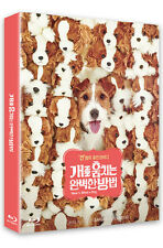 How To Steal A Dog (Korean, 2015, Blu-ray) Full Slip Scanavo Limited Edition