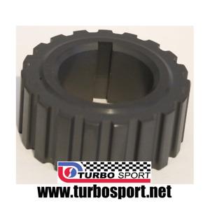 Ford Pinto RS2000 aluminum crankshaft timing cam belt drive pulley