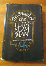 The Ballad of the Flim Flam Man by Guy Owen (1965) 1st printing