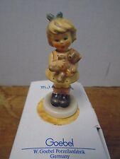 Goebel M I Hummel Hum 2049/A Cuddles 1997 Sister Maria Innocentia Figurine Box