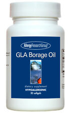 Allergy Research Group Gla Borage Oil 30 Sgels