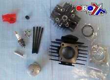 New YAMAHA PW 50 BIG BORE 60cc CYLINDER KIT Block/Piston/Rings/Gasket PW50