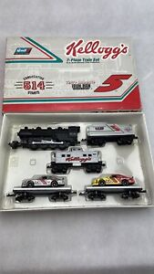 Revell Terry Labonte 1/64 scale 1996 #5 Kellogg's Ironman HO Scale Train Set