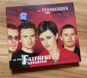 The Cranberries To the Faithful Departed China 1st Press CD Very Rare