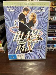 Blast From The Past (DVD, 2006) Region 4 Rare