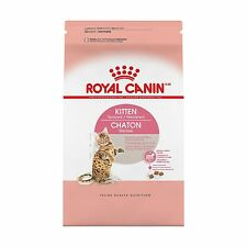 ROYAL CANIN FELINE HEALTH NUTRITION Kitten Spayed/Neutered dry ... Free Shipping