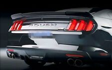 FOR Ford Mustang 2015-2016 GT H Style Carbon Fiber Rear Trunk Spoiler Wing
