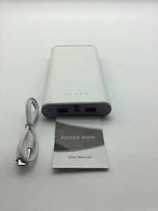 Power Bank 20,000mAh 74 WH Portable External Battery Charger for Cell Phone +