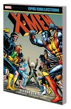 X-MEN: SECOND GENESIS TPB Marvel Comics Epic Collection Vol #5 TP