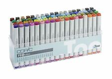 DHL - NEW Copic 72A CLASSIC 72 colors Set A - Premium Artist Markers JAPAN Made