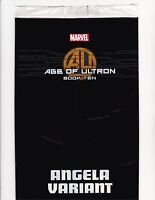 AGE OF ULTRON #10 Angela Variant 1:50 Quesada Color Poly Bagged Marvel 2013 NM