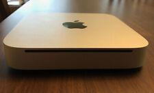 Apple Mac Mini A1347 mid-2010 2.4Ghz 320GB HDD 4GB RAM Geforce 320M High Sierra