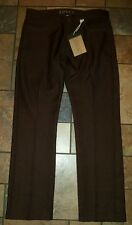 Nwts!!!  Men's Levi's Brown 514 Slim Straight Jeans Sz 34 Inseam 32