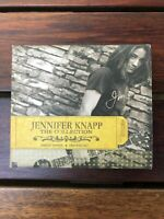 The Collection Jennifer Knapp 2-CD Set 2003 Music Christian Folk Rock