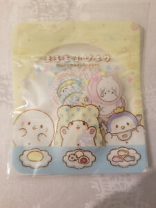 Sanrio Marumofubiyori Stickers Food