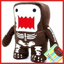 Domo Kun Japanese Anime Manga Skeleton Halloween Stuffed Animal Plush Toy NWT