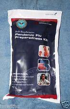 Family Flu Pandemic Kit US DOD Issue Survival Prepper SHTF Avian Virus
