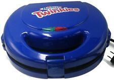 Hostess Twinkie Cupcake Cake Snack Maker Blue Machine Homemade Desert Maker