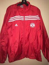 Adidas Mens Windbreaker Jacket Res Sox Waterproof Sports Baseball Windproof Coat