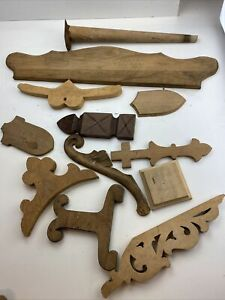 molding Oak Pieces