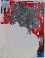 Street art graffiti Luis LAMBOY aka ZIMAD Basquiat