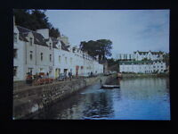 PORTREE FROM THE HARBOUR ISLE OF SKYE POSTCARD