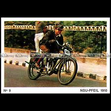 #amp72.009 ★ NSU-PFEIL 1910 Classic Bike ★ Americana Moto Parade 72