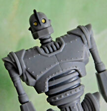 "THE IRON GIANT 4"" 1999 WARNER BROTHERS VHS BOX SET EXCLUSIVE TOY FIGURE Superb"