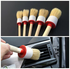 5 Pcs Vehicles Air Vents Dashboard Cleaning Brush Detailing Tool 2# 4# 6# 8# 12#