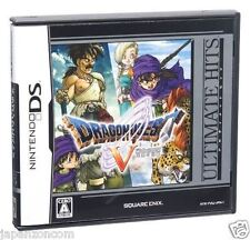 Used DS Dragon Quest V: Tenkuu no Hanayome   NINTENDO JAPANESE IMPORT