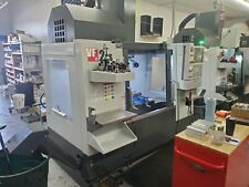 2019 Haas Vf 2ss Cnc Machining Center Rigid Tapping Probes Hsm