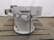JPF Type PV50  Feeding Systems Vibratory Parts Feeder Bottle Cap Feeding Machine