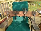 vintage   Eel spear ** clam rake   Assembly on wood frame (mint condition)
