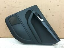 AUDI A3 8P 2004-12 5DOOR DRIVERS RIGHT OFFSIDE REAR DOOR CARD PANEL 8P4867306