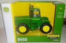 ERTL 1/32 JOHN DEERE 8450 Die-Cast Metal Tractor** NEW IN PACKAGE **