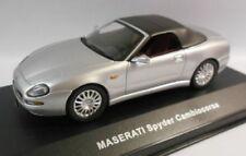 Altri modellini statici di veicoli di argento Scala 1:43 per Maserati
