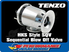 HKS STYLE SEQUENTIAL BLOW OFF VALVE SQV FLARE TYPE